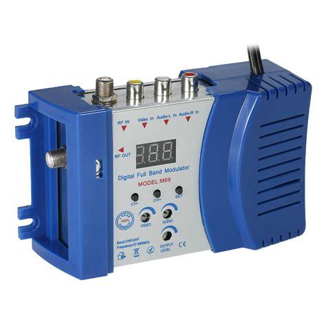 Aliexpress Buy High Performance aliexpress buy high performance auto rf modulator compact rf modulator audio tv