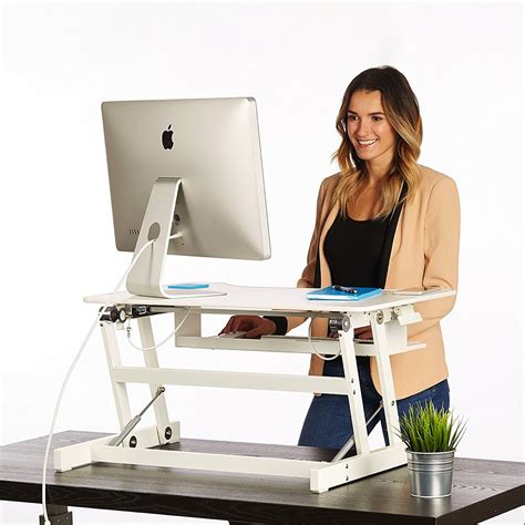 stand up desk price standing desk the deskriser height adjustable heavy