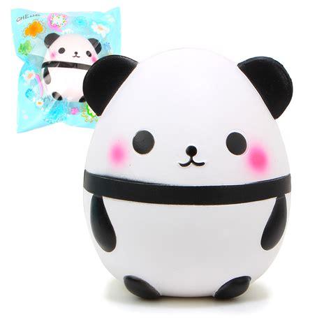 Promo Sale Squishy Sumo Panda 15cm kawaii jumbo panda squishy soft doll collectibles sweet scented