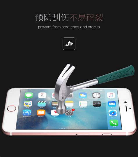 Remax 3d Relief Protective For Iphone 6s Plu 6jd59h Model 3 remax anti broken 3d touch tempered glass protective screen protector for iphone 6 6s plus