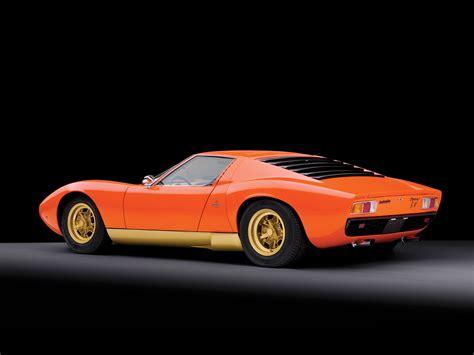 1966 Lamborghini Miura 1966 Lamborghini Miura Bertone Studios