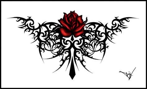 rose tattoo mandolin tab disegni fiori