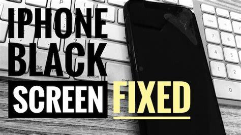 iphone xs max black screen  death wont turn  charge