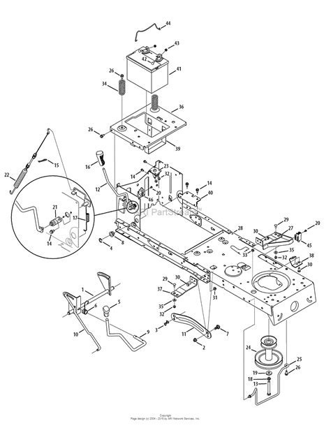 craftsman lt2000 engine diagram craftsman lt2000 service