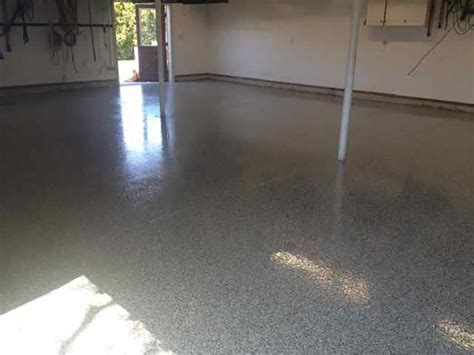 Garage Floor   East Granby   Elite Concrete Systems