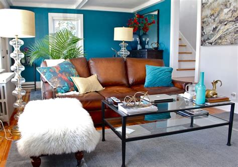 teal accent wall living room accents pinterest teal living room accent wall grey living room brown
