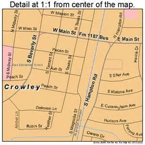 crowley map 4817960