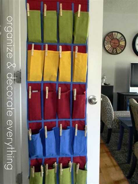 Hanging Pantry Door Organizer by The Door Organizer For The Pantry Organize And