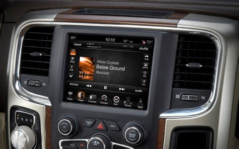 ram trucks uconnect 3 amazing features of the ram 1500 s uconnect access