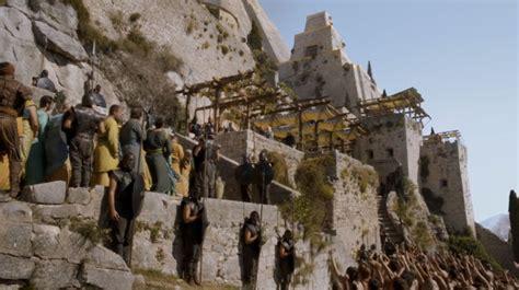 Kings Landing Croatia by Season 4 Episode 4 Game Of Thrones Tour