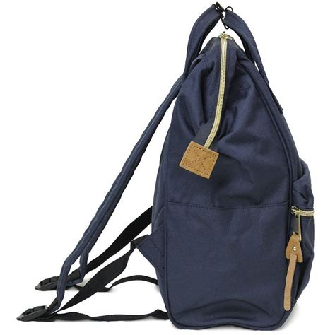 Tas Ransel Anello Handle Oxford Cloth Backpack Hitam L anello tas ransel oxford 600d size s blue jakartanotebook