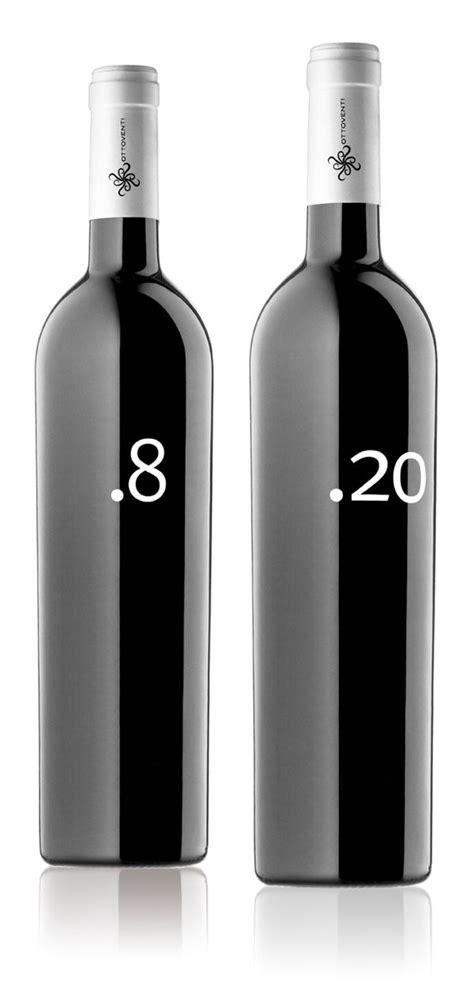 wine label design 2011 on behance cantinaottoventi 8 20 by leonardo recalcati via