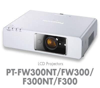 Proyektor Panasonic Pt F300nt Pt Fw300nt Pt Fw300 Pt F300nt Pt F300