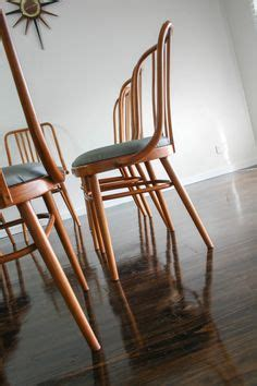 ligna bentwood chairs set of 6 ligna drevounia dining chairs bentwood mid
