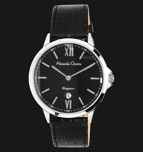 Harga Jam Tangan Alexandre Christie Elegance alexandre christie ac 8436 md lssba elegance black
