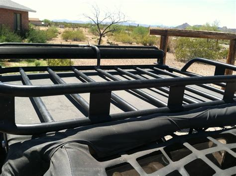 K5 Blazer Roof Rack by Roof Basket For Yj W 50 Quot Led Light Bar Jeepandrew