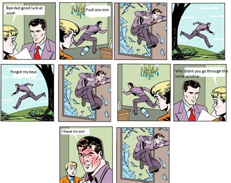 Running Dad Meme - image 719889 running dad know your meme