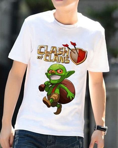 17 best images about clash of clans t shirt on