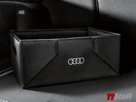 Audi Cargo Box by Audi Tt Stuff Audi Interior Cargo Box Oem 0611098u0