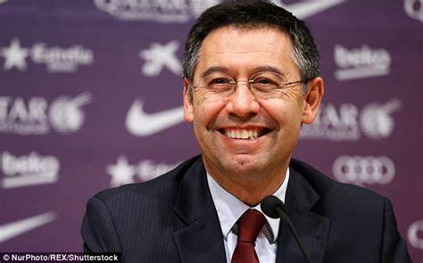 barcelona president manchester city not copying barcelona insists josep