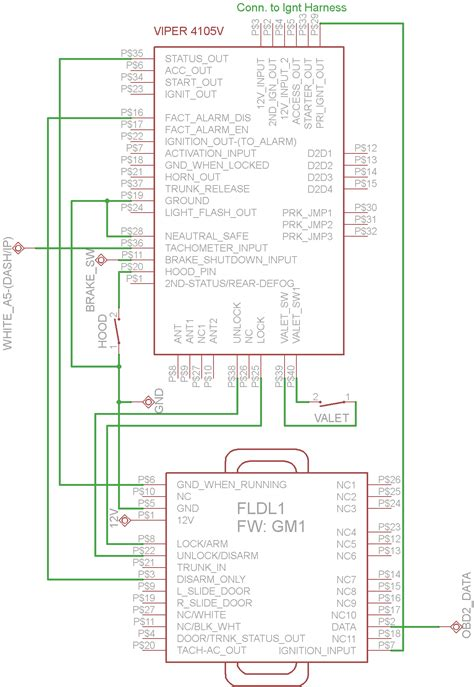 viper 350 hv wiring diagram 350 transmission diagram