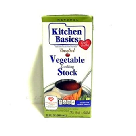 Kitchen Basics Vegetable Stock by Vegetable Stock Kitchen Basics Brand Broth Soup