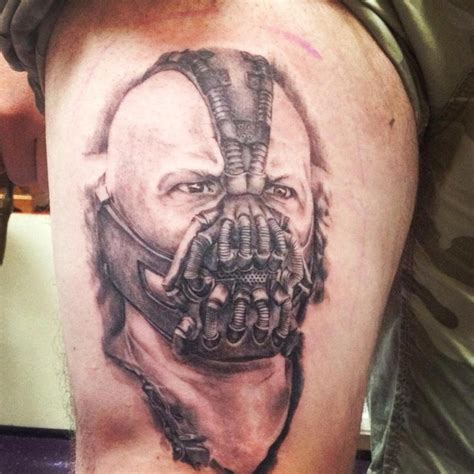 bane tattoo bane it