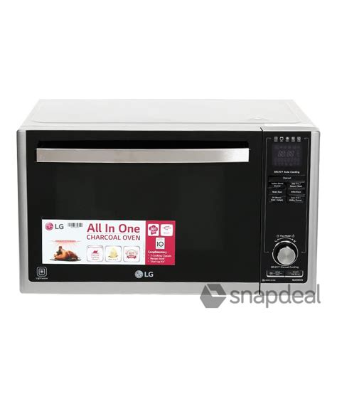 Microwave Convection Lg lg 32 ltr mj3283cg convection microwave oven available at