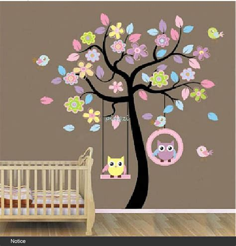 Wall Sticker Pohon Hijau 3d buy grosir vinyl pohon dinding decals from china