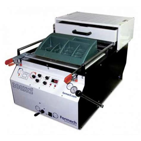 vacuum forming machine plasquip plastic fabrication equipment formech pq300xq
