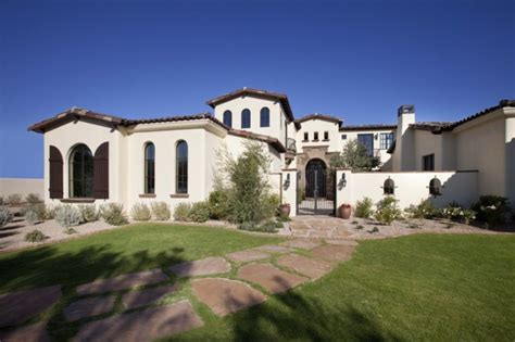 Santa Barbara Style Homes | santa barbara style homes in scottsdale archives i plan