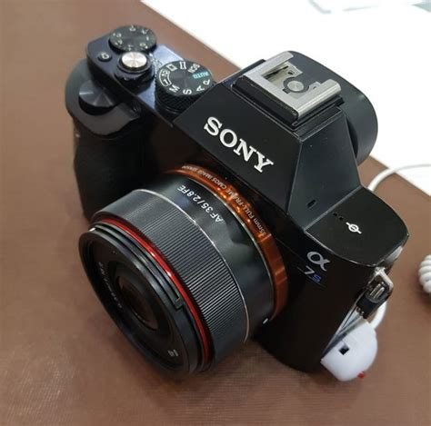 Sony Mirrorless A7 Fe 50mm F 1 8 samyang af 35mm f 2 8 fe lens to be announced soon