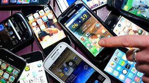 imagenes de celulares inteligentes telephones portables