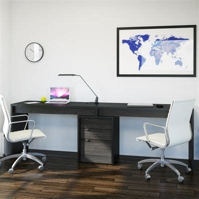 nexera two person desk 25 best ideas about 2 person desk on home