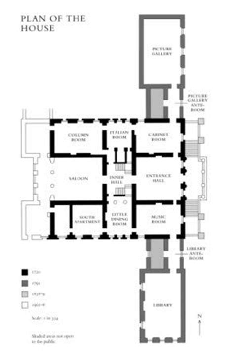 how to plan a house layout floorplan of stourhead wiltshire floorplan floor plans and floors