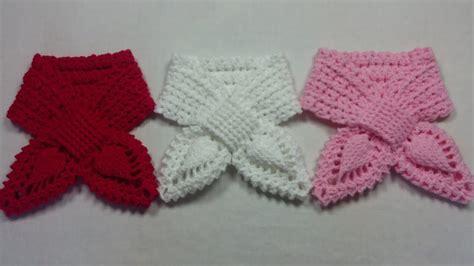 como tejer una chambrita facil como tejer bufanda a crochet youtube