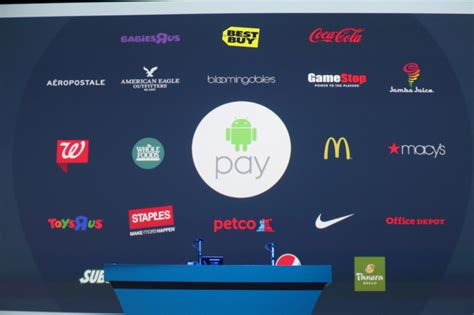 android pay i o 2015 android pay debuts officially with many partners fingerprint scanner support