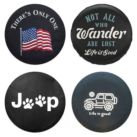 jeep tire cover all things jeep spare tire covers