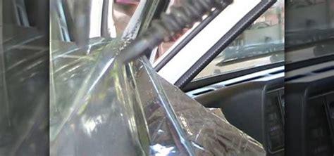 remove window tint  home auto maintenance
