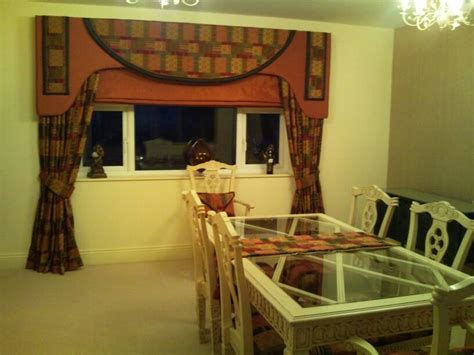 curtains gloucester pelmet board 3d and curtains made by fabrique studio