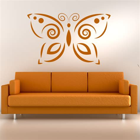 wallies wall stickers decorative butterfly butterflies wall decals wall stickers transfers ebay