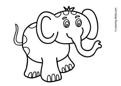 Childrens Coloring Pages Animals animal coloring pages for children coloring home