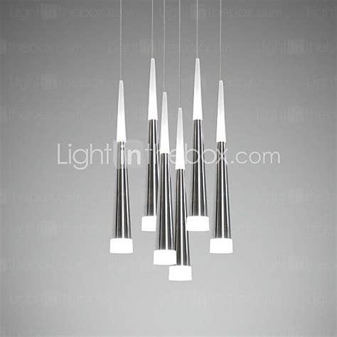 max  moderno contemporaneo led galvanizado metal
