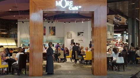 More Dubai more cafe reviews user reviews for more cafe mall of