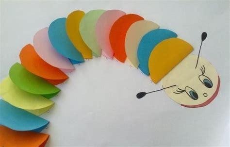 Paper Craft For Kindergarten - kindergarten paper crafts find craft ideas