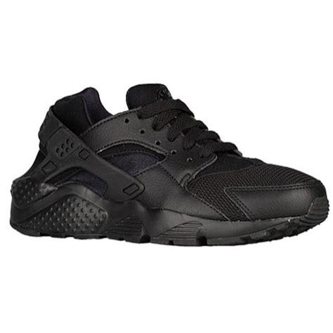 nike huarache run boys grade school running shoes