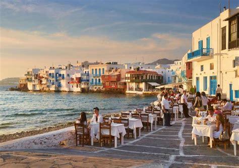 vacanze mykonos vacanze a mykonos grecia