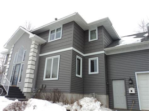 Charcoal Gray Siding Images - home siding house siding exterior