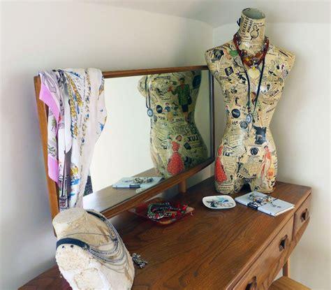Decoupage Shop - vintage decoupage mannequin
