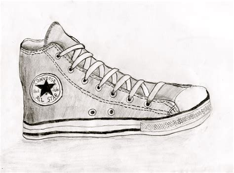 tattoo shoos how to draw converse shoes step by step l epi d or